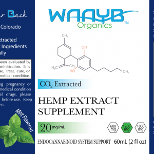 WAAYB-Organics-Mint-1200mg-60mL-Label